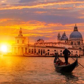 3 Tage nach Venedig im guten 4* Hotel mit Flug & Frühstück nur 69 €