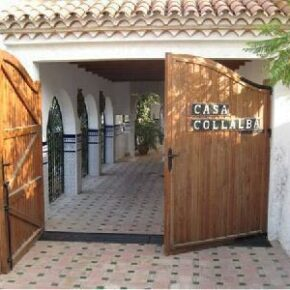 Mojacar villa_eingang