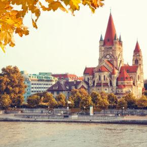 Städtetrip: 3 Tage Wien im TOP 3* AWARD Hotel mit Frühstück & Fahrt auf dem Wiener Riesenrad für 89€