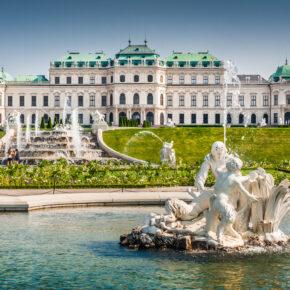 Wochenendtrip nach Wien: 2 Tage im 5* Hotel SO/Vienna mit Frühstück & Extras für 80€