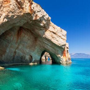 Griechenland: Hin- & Rückflüge direkt nach Zakynthos nur 78€
