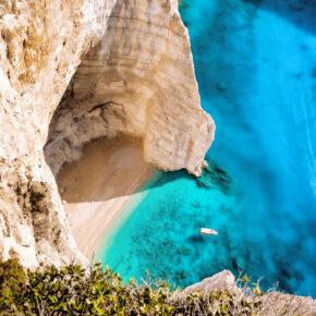Im Sommer nach Zakynthos: 8 Tage Griechenland mit Unterkunft & Flug für 204€