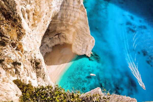 Zakynthos Navagio Beach