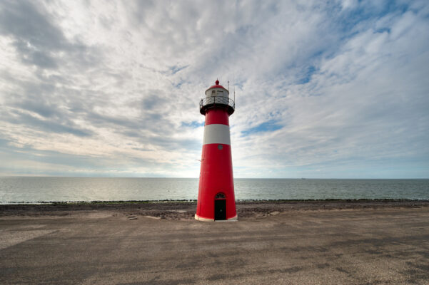 Zeeland Leuchtturm