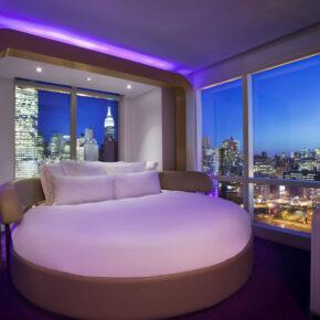 VIP Suite Bedroom