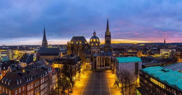 Aachen weihnachtlich