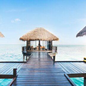 Malediven: 8 Tage im TOP 4* AWARD Resort mit All Inclusive, Flug, Transfer, Tauchkurs & Kreuzfahrt nur 1699€