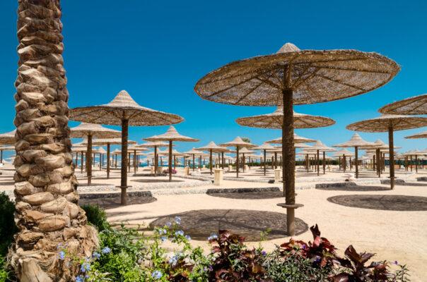 Ägypten Hurghada Strand