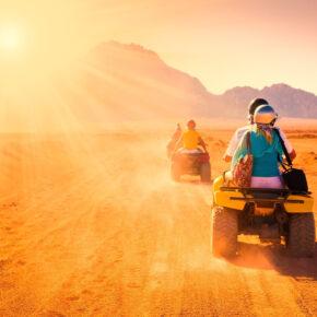 Familienreise Ägypten: 7 Tage Hurghada im TOP 5* All Inclusive Hotel mit Flug & Transfer nur 252€
