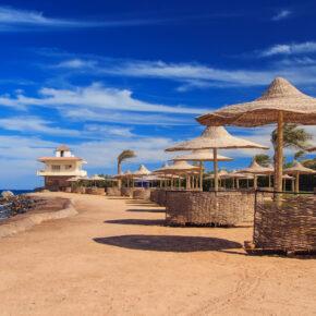 Kracher: 7 Tage Ägypten mit 4* Hotel, All Inclusive, Flug & Transfer nur 189€