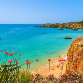 4 Tage Algarve im guten 3* Hotel mit Flug & Zug nur 97€