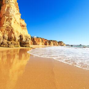 Traumurlaub in Portugal: 8 Tage Algarve im TOP 3* Hotel mit Flug nur 80€