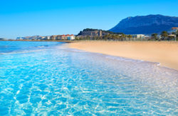 Türkisblaues Meer an der Costa Blanca: 8 Tage in Alicante mit eigener Unterkunft & Flug nu...