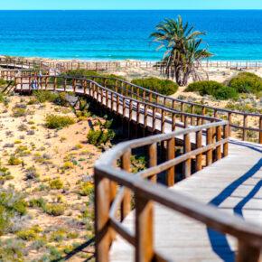 Spanien: 8 Tage Alicante im 4* Hotel am Meer mit Flug nur 95€