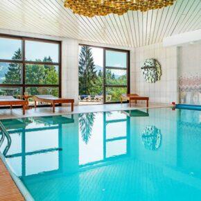 Alpenhotel Dachstein Innenpool