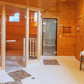 Alpenhotel Dachstein Saunalandschaft