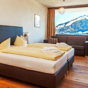 Alpenhotel Dachstein Zimmer