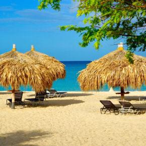 Karibik-Traum: 9 Tage Aruba im 3.5* Hotel inkl. Flug & Transfer für nur 524€