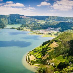 Inselfeeling: 15 Tage auf den Azoren inkl. Hotel & Flug nur 365€