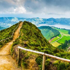 Hin- & Rückflüge auf die Azoren nur 68€