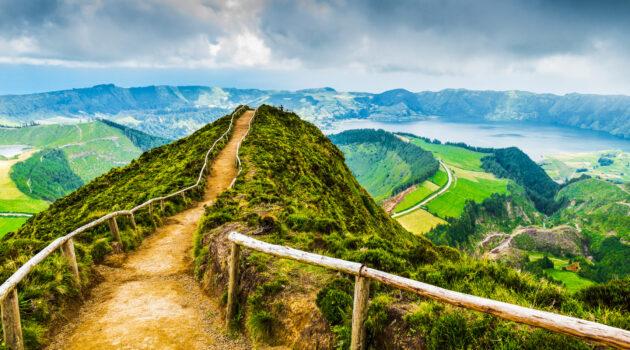Azoren Weg