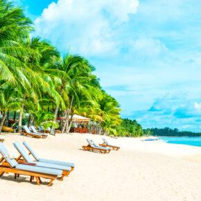 All in one: 15 Tage Miami & 4-tägige Bahamas-Kreuzfahrt mit Flug & Vollpension nur 484€