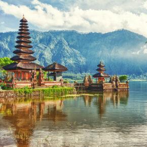 Bräune holen auf Bali: 15 Tage mit Unterkunft, Frühstück & Flügen nur 508€