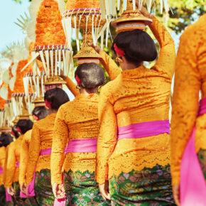15 Tage Traumurlaub auf Bali mit TOP Unterkunft & Flug nur 434€