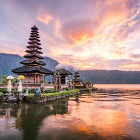 17 Tage auf Bali in guter Strandunterkunft mit Flug & Frühstück nur 464€