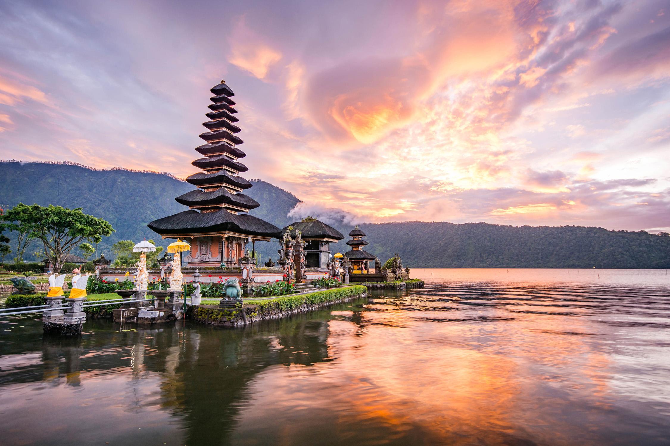 Bali Tempel Sonnenuntergang Error Fare Tage Im Top Cinci Luxus Hotel Auf Nur