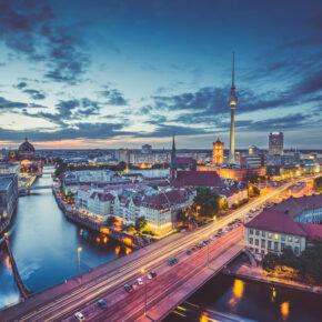 Städtetrip: 2 Tage Berlin im TOP 4* Designhotel mit Frühstück & SPA ab 49€