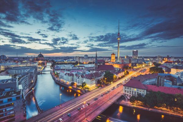 Berlin Abend