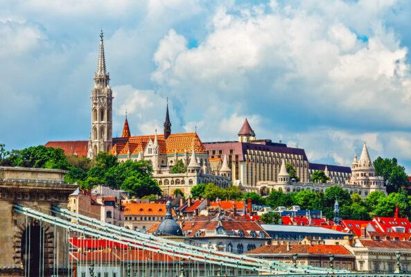 Budapest Burg