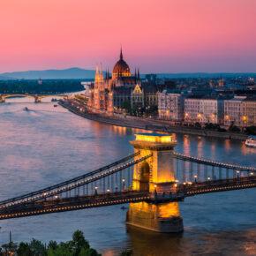 Städtetrip nach Budapest: 2 Tage in Ungarn im 4*Hotel inkl. Sekt-Frühstück nur 24€