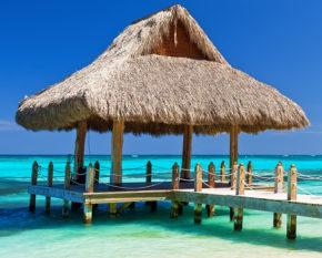 Paradies: 14 Tage Dom Rep im TOP 4.5* AWARD Hotel mit All Inclusive, Flug, Transfer & Zug nur 1.034€