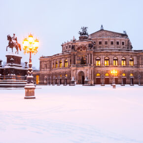 Direkt am Zwinger: 2 Tage Dresden im TOP 4* Hotel nur 16€