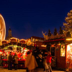 Weihnachtsmarkt in Dresden: 2 Tage im 4.5* Hotel mit gratis Minibar & Sauna für 29€