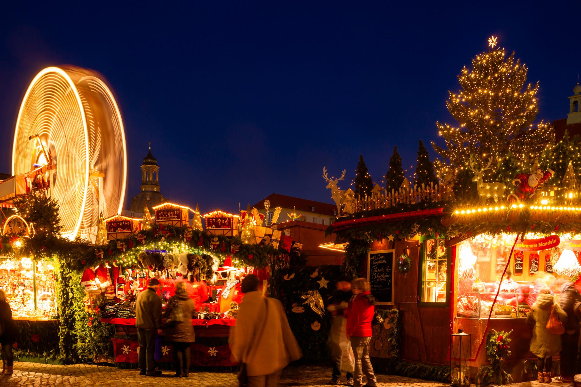 Weihnachtsmarkt In Dresden.Weihnachtsmarkt In Dresden 2 Tage Im 4 5 Hotel Mit Gratis Minibar