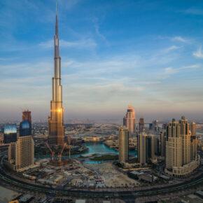 Family-Deal: 7 Tage Dubai im exzellenten 5* Hotel inkl. Frühstück, Flug, Transfer & Zug nur 481€