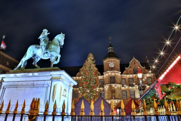 Düsseldorf weihnachtlich