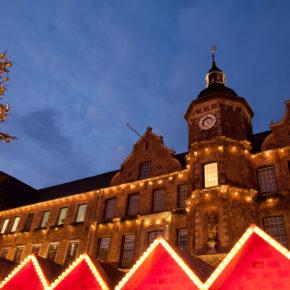 Adventszeit in Düsseldorf: 2 Tage Weihnachtsmärkte mit tollem 4* Hotel & Frühstück für 35€