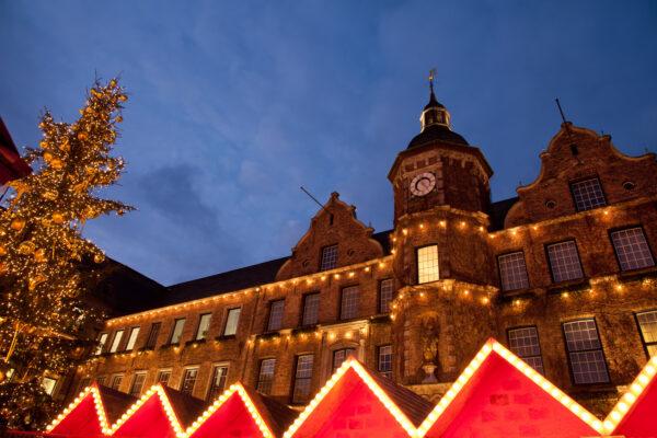 Düsseldorf Weihnachtsmarkt