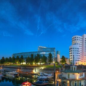 Wochenende in Düsseldorf: 2 Tage im zentralen Ruby Hotel mit Frühstück nur 44€