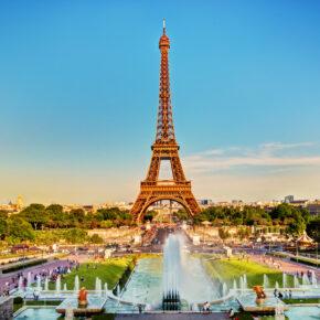 3 Tage Romantik in Paris mit 3* Hotel & Frühstück für 79 €