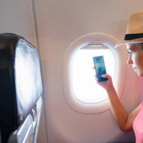 WLAN im Flugzeug - Alle Infos, Kosten & Airlines auf einen Blick
