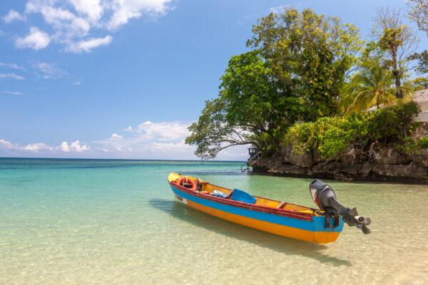 Jamaika Boot Meer