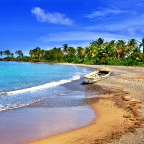 Frühbucher: 15 Tage Jamaika mit Direktflug, TOP Strandunterkunft, Dachterasse & Meerblick nur 571€