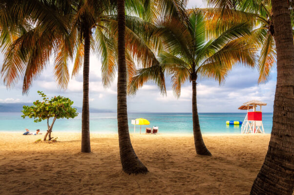 Jamaika Traumstrand