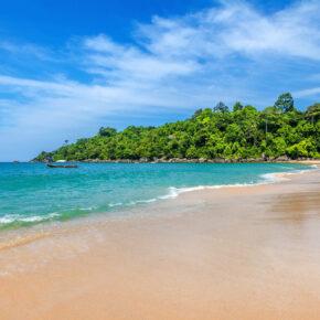 10 Tage Thailand im 5* Luxus-Hotel direkt am Strand inkl. Frühstück & Flug nur 546 €