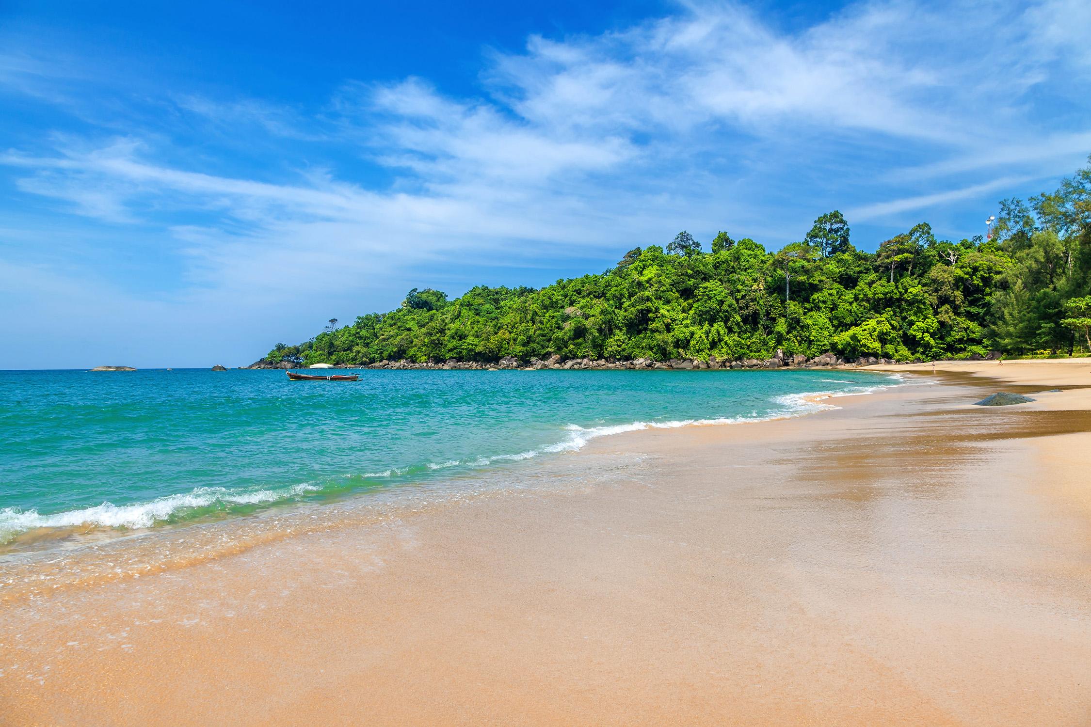 10 tage thailand im 5 luxus hotel direkt am strand inkl. Black Bedroom Furniture Sets. Home Design Ideas
